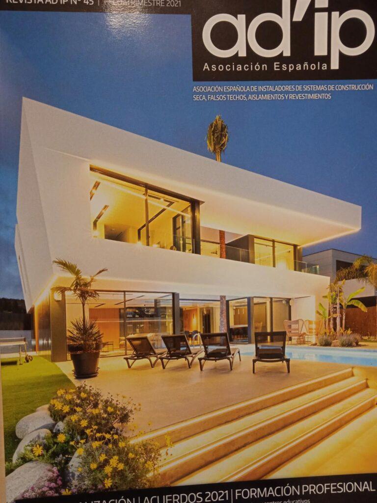 CIFP Construccion Bizkaia en la revista AD'IP