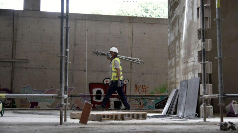 La construcción busca 700.000 trabajadores: estos son los perfiles